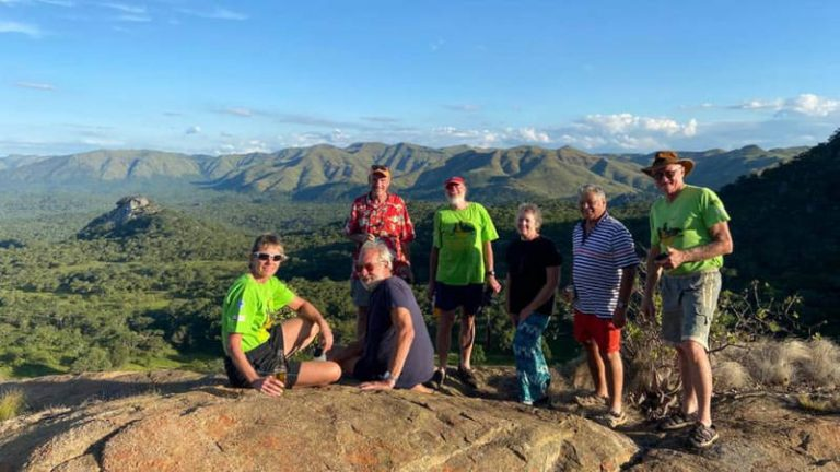 Old Legs Silverback Tour – 3,020 km From Harare to Uganda