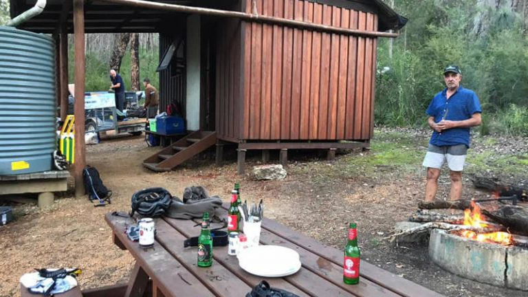 Tour Day 11 and 12 – Munda Biddi Trail Cycle Ride