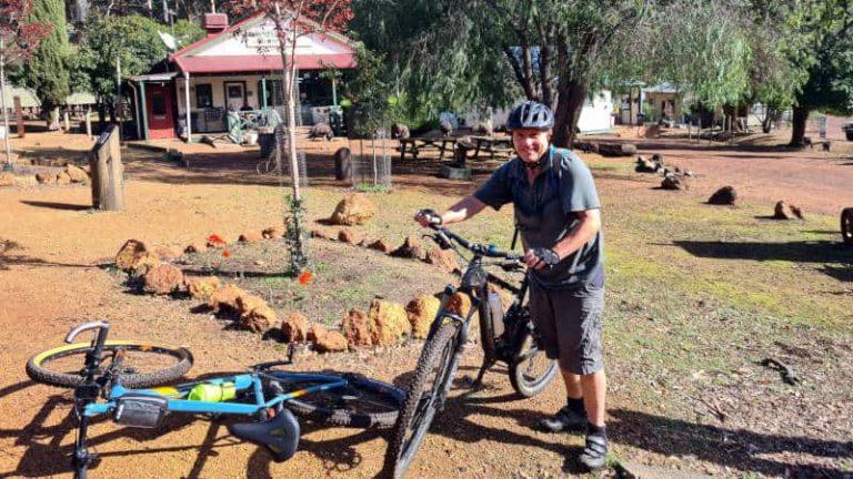 Tour Day 8 – Munda Biddi Trail Cycle Ride