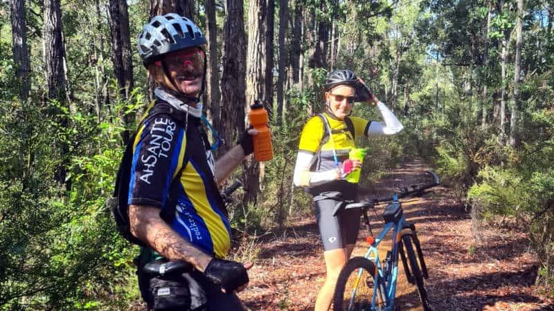 Tour Day 7 Munda Biddi Trail