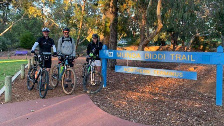 Tour Day 1 – Munda Biddi Trail Cycle Ride