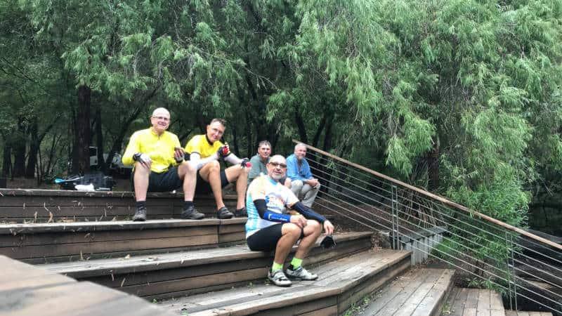 Tour Day 5 Munda Biddi Trail Cycle Ride