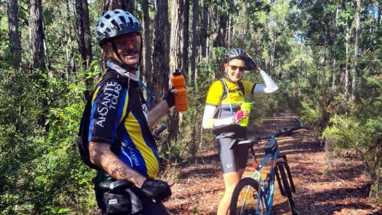 Tour Day 7 – Munda Biddi Trail Cycle Ride