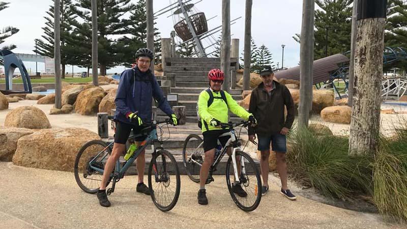 Tour Day 26 and 27 munda biddi trail cycle ride