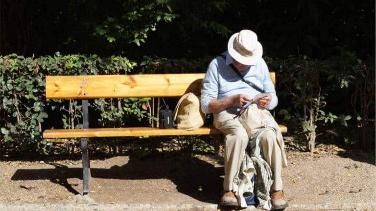 Old Legs Tour Rides Beneficiaries